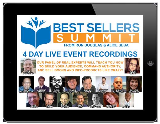 Best Sellers Summit