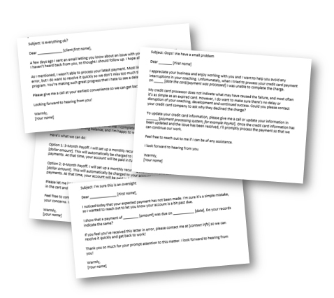 Free Client Letter Templates
